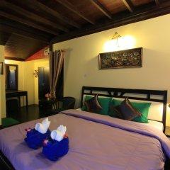 Отель Saladan Beach Resort Таиланд, Ланта - отзывы, цены и фото номеров - забронировать отель Saladan Beach Resort онлайн комната для гостей фото 4