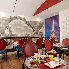 Отель Hôtel Waldorf Trocadéro питание фото 3
