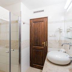 Отель Aurus Чехия, Прага - 6 отзывов об отеле, цены и фото номеров - забронировать отель Aurus онлайн ванная фото 3