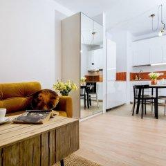 Отель erApartments Premium Mennica Польша, Варшава - отзывы, цены и фото номеров - забронировать отель erApartments Premium Mennica онлайн комната для гостей фото 5