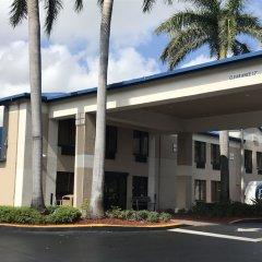 Отель Best Western Fort Lauderdale Airport/Cruise Port США, Форт-Лодердейл - отзывы, цены и фото номеров - забронировать отель Best Western Fort Lauderdale Airport/Cruise Port онлайн вид на фасад
