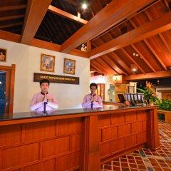 Отель Orchidacea Resort Пхукет интерьер отеля