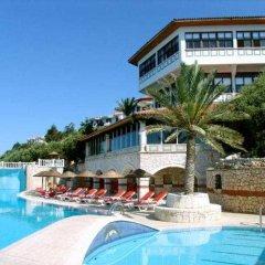 Aquapark Hotel Antalya Турция, Патара - отзывы, цены и фото номеров - забронировать отель Aquapark Hotel Antalya онлайн бассейн фото 3