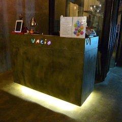 Отель Vacio Suite Бангкок спа