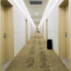Отель Hanting Hotel (Xi'an Aerospace City Metro Station) Китай, Сиань - отзывы, цены и фото номеров - забронировать отель Hanting Hotel (Xi'an Aerospace City Metro Station) онлайн интерьер отеля фото 2