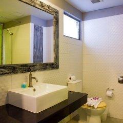 City Dance Hotel ванная