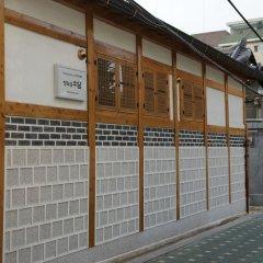 Отель Sodam Hanok Guesthouse Южная Корея, Сеул - 1 отзыв об отеле, цены и фото номеров - забронировать отель Sodam Hanok Guesthouse онлайн интерьер отеля