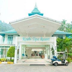 Отель Krabi Tipa Resort спа