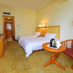 The Shenzhen Overseas Chinese Hotel Шэньчжэнь комната для гостей фото 2