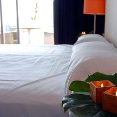 Hotel Balneario Termaeuropa Playa De Coma Ruga комната для гостей фото 5