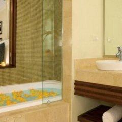 Отель Dreams Palm Beach Punta Cana - Luxury All Inclusive Доминикана, Пунта Кана - отзывы, цены и фото номеров - забронировать отель Dreams Palm Beach Punta Cana - Luxury All Inclusive онлайн ванная фото 2