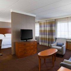 Отель Sheraton at the Falls США, Ниагара-Фолс - отзывы, цены и фото номеров - забронировать отель Sheraton at the Falls онлайн комната для гостей
