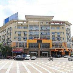 Yijia Business Hotel парковка