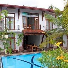 Отель Vista Villa Kapuru балкон