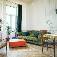 Отель 4th Floor Bed and Breakfast Польша, Варшава - отзывы, цены и фото номеров - забронировать отель 4th Floor Bed and Breakfast онлайн комната для гостей
