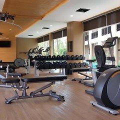 Отель Aurico Kata Resort And Spa пляж Ката фитнесс-зал
