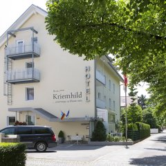 Отель Kriemhild am Hirschgarten Германия, Мюнхен - отзывы, цены и фото номеров - забронировать отель Kriemhild am Hirschgarten онлайн фото 5