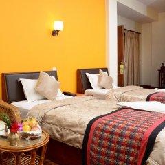 Отель Kathmandu Eco Hotel Непал, Катманду - отзывы, цены и фото номеров - забронировать отель Kathmandu Eco Hotel онлайн комната для гостей фото 4