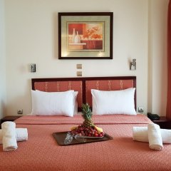 Отель villas hanioti Греция, Пефкохори - отзывы, цены и фото номеров - забронировать отель villas hanioti онлайн комната для гостей фото 4