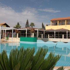 Отель Panthea Holiday Village Water Park Resort бассейн фото 3