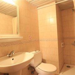 Amaris Apartments Турция, Мармарис - 2 отзыва об отеле, цены и фото номеров - забронировать отель Amaris Apartments онлайн ванная фото 2