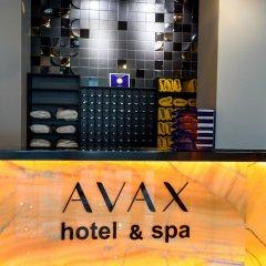 Grand Spa Hotel Avax интерьер отеля