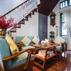 Отель Baan Noppawong питание