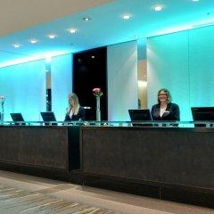 Отель Hilton Québec Канада, Квебек - отзывы, цены и фото номеров - забронировать отель Hilton Québec онлайн интерьер отеля фото 2