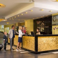 Baltic Beach Hotel & SPA интерьер отеля