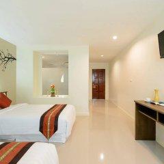Отель Sapaan Pla Residence сейф в номере