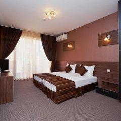 Family Hotel Coral Поморие комната для гостей
