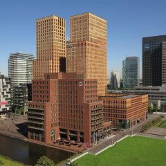 Отель Crowne Plaza Amsterdam South фото 5