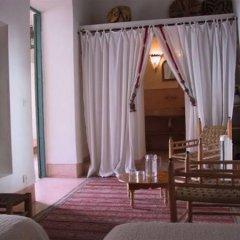 Отель Dar El Kharaz Марокко, Марракеш - отзывы, цены и фото номеров - забронировать отель Dar El Kharaz онлайн комната для гостей фото 4