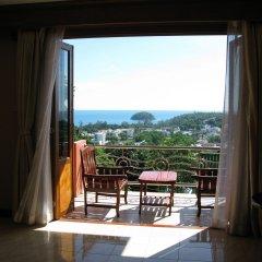 Отель Baan Kongdee Sunset Resort Пхукет балкон