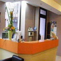 Отель Brit Hôtel Abc Champerret интерьер отеля
