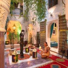 Отель Riad Dar Eliane Марокко, Марракеш - отзывы, цены и фото номеров - забронировать отель Riad Dar Eliane онлайн интерьер отеля