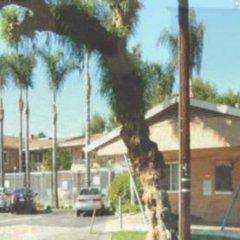 Отель Hyland Motel Van Nuys Лос-Анджелес спортивное сооружение