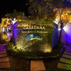 Отель Casadana Thulusdhoo Остров Гасфинолу фото 2