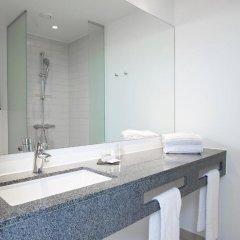 Отель Aalborg Airport Hotel Дания, Бровст - отзывы, цены и фото номеров - забронировать отель Aalborg Airport Hotel онлайн ванная фото 2