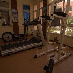 Отель Le Pacha Resort фитнесс-зал