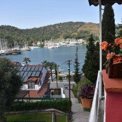 Duygu Pension Турция, Фетхие - отзывы, цены и фото номеров - забронировать отель Duygu Pension онлайн балкон