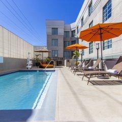 Отель The Orlando США, Лос-Анджелес - отзывы, цены и фото номеров - забронировать отель The Orlando онлайн бассейн фото 2