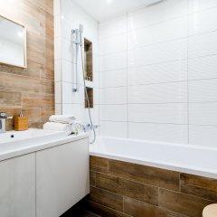 Отель Vagabond Corvin Венгрия, Будапешт - отзывы, цены и фото номеров - забронировать отель Vagabond Corvin онлайн ванная фото 2