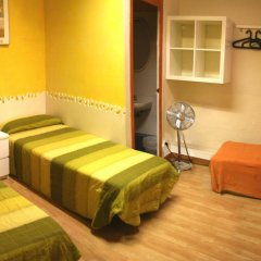 Отель Itaca Hostel Barcelona Испания, Барселона - отзывы, цены и фото номеров - забронировать отель Itaca Hostel Barcelona онлайн комната для гостей фото 5