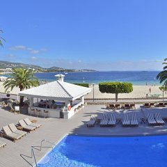 Отель Sol Beach House Mallorca - Adult Only бассейн