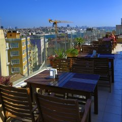 Kafkas Hotel балкон