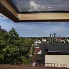 Апартаменты RJ Apartments Westerplatte балкон
