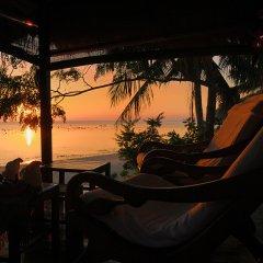 Отель Sarikantang Resort And Spa пляж