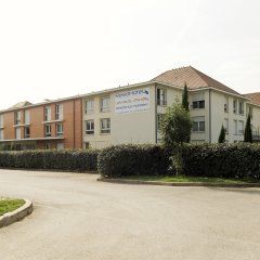 Отель Residhotel les Hauts d'Andilly фото 3