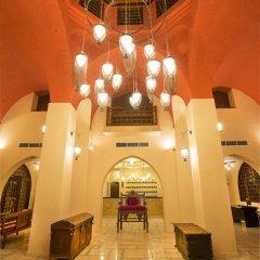 Отель El Wekala Aqua Park Resort интерьер отеля